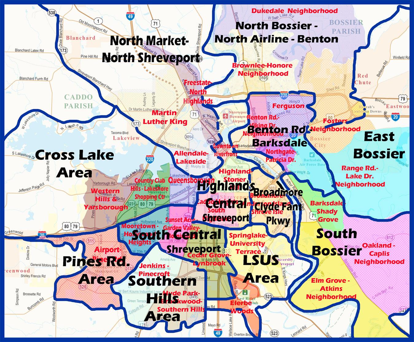 Bossier City Apartments | Best Bossier City LA Apartments