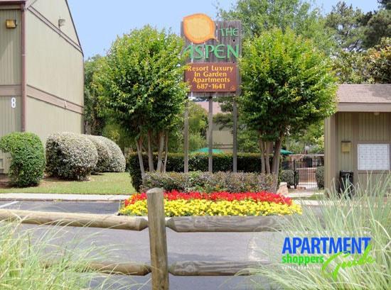 Aspen Apartments Shreveport